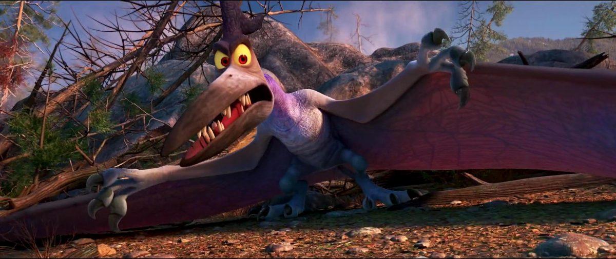 tonnerre thunderclap personnage character good dinosaur voyage arlo disney pixar