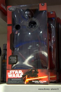 Disney Store Star Wars 7 force réveil awaken jouets toys produits dérivés