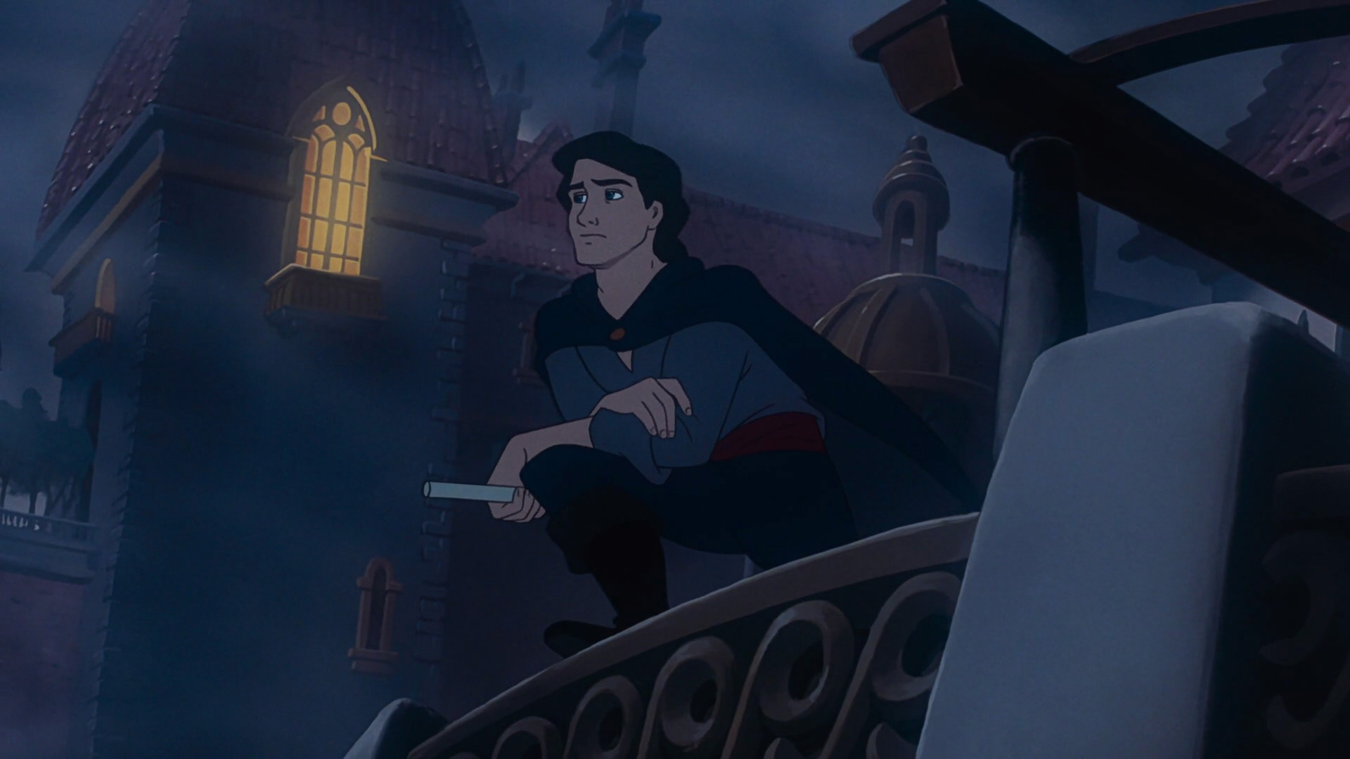 Le prince eric personnage dans la petite sir ne disney planet - Image petite sirene ...
