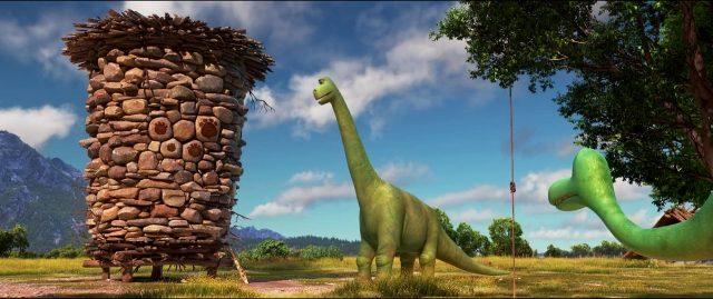 henry personnage character good dinosaur voyage arlo disney pixar