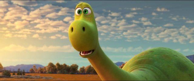 ida personnage character good dinosaur voyage arlo disney pixar