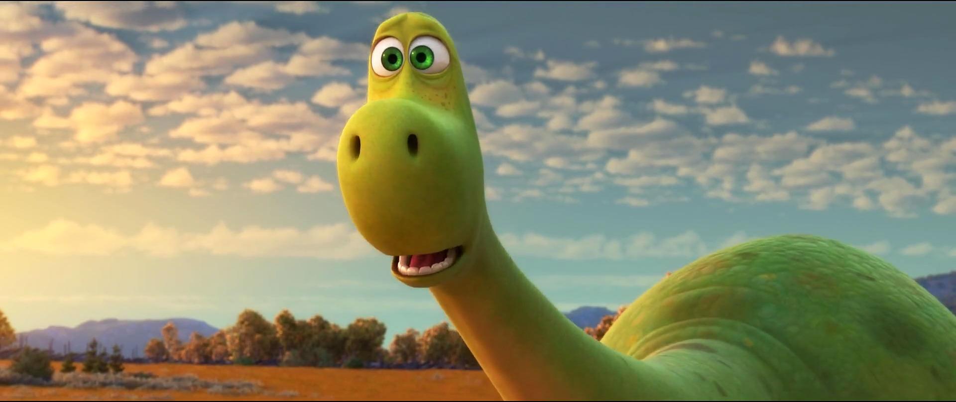 ida personnage character pixar disney voyage arlo good dinosaur