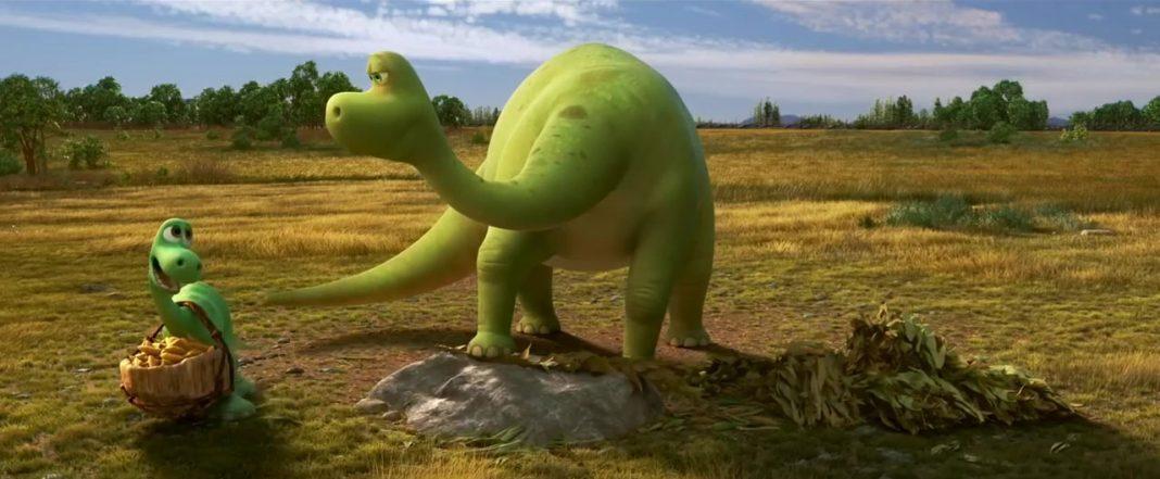 pixar disney ida personnage character voyage arlo good dinosaur
