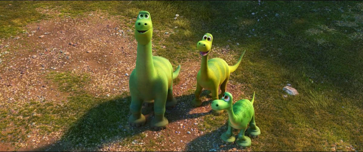 libby personnage character good dinosaur voyage arlo disney pixar