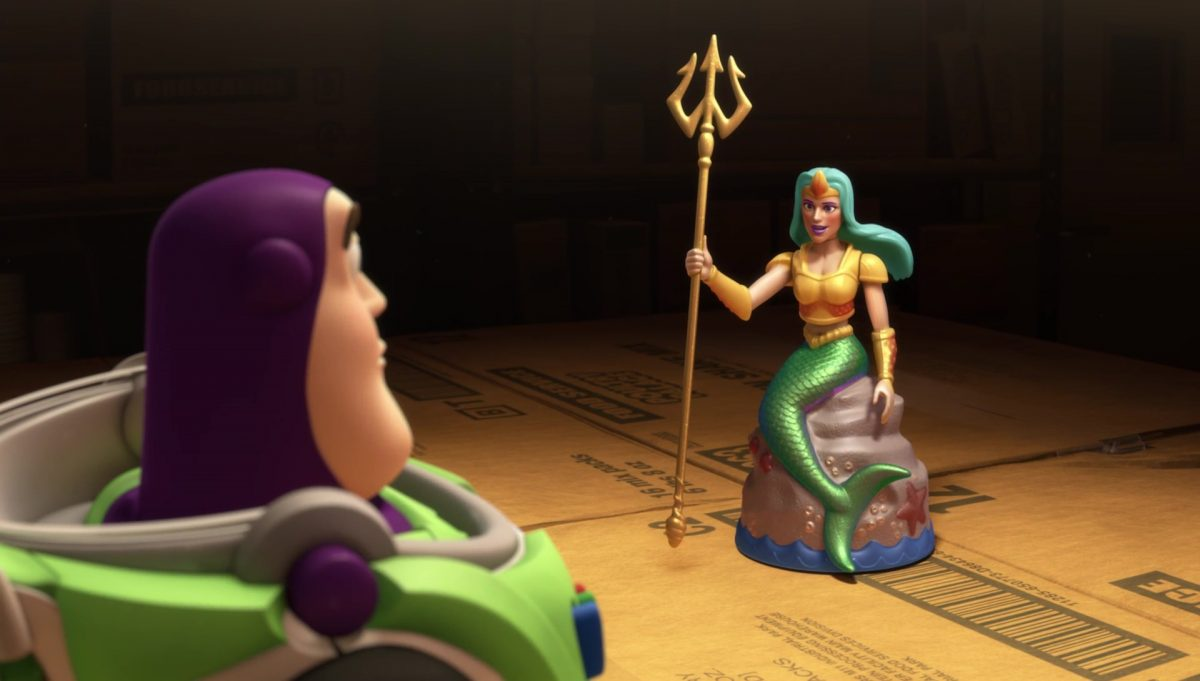 neptuna personnage character toy story disney pixar