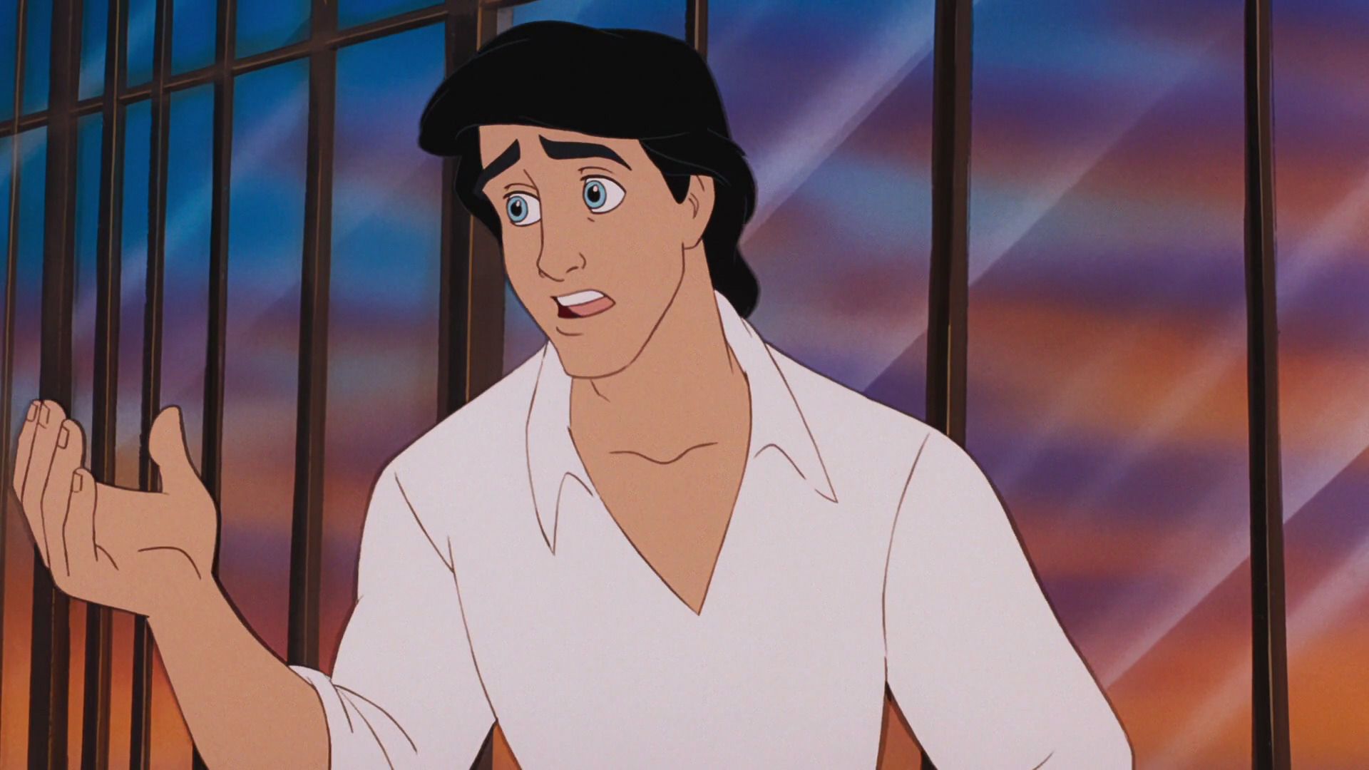 prince eric personnage petite sirene disney film