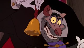 professeur professor ratigan basil detective prive great mouse disney