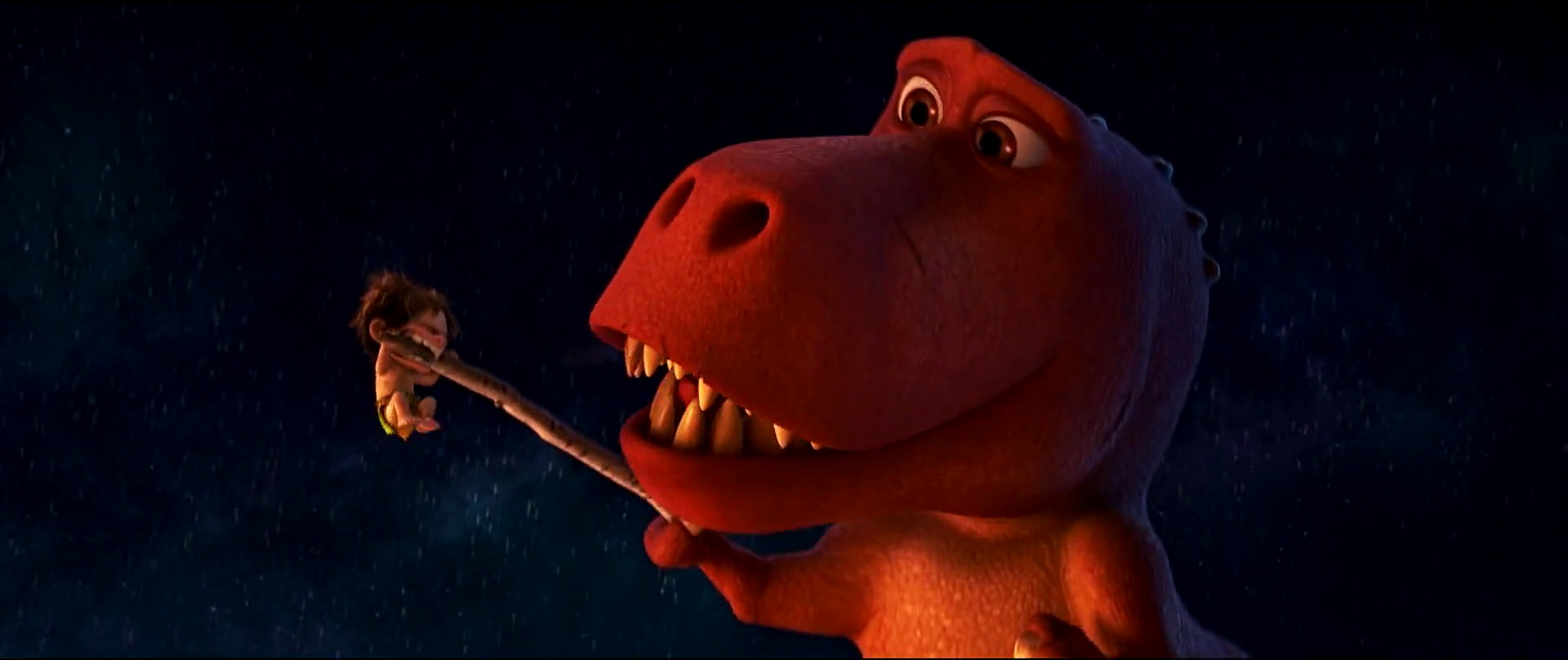ramsey character from the good dinosaur pixar planet fr