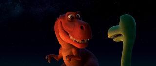 ramsey  personnage character pixar disney voyage arlo good dinosaur