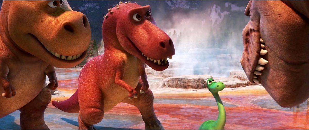 ramsey personnage character good dinosaur voyage arlo disney pixar