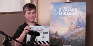 pixar disney le voyage d'arlo casting good dinosaur