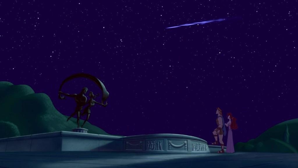 Faux raccords hercule Disney