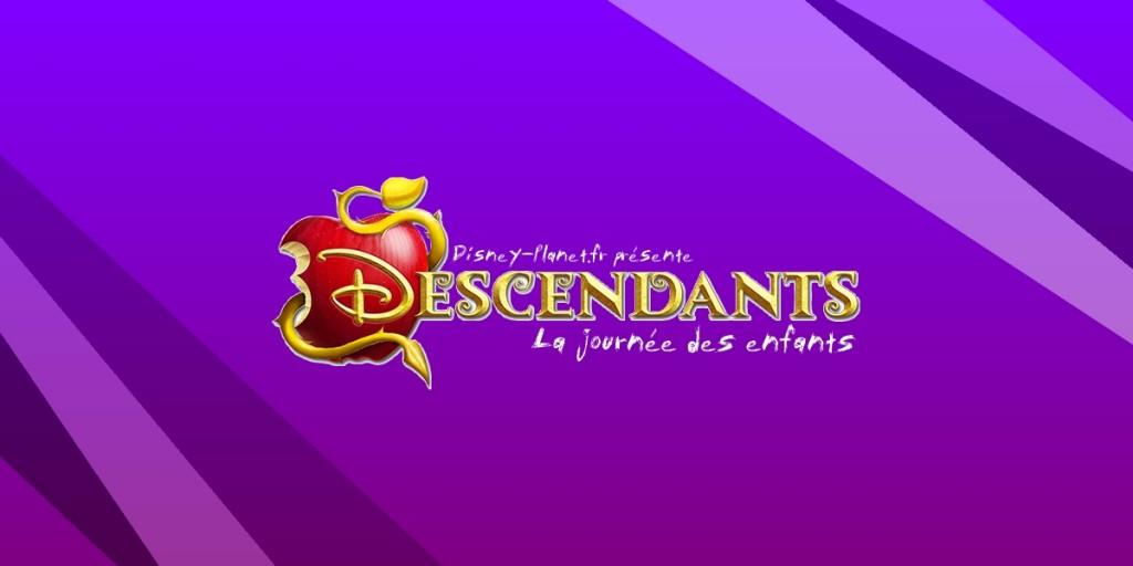 Logo Descendants la journee des enfants