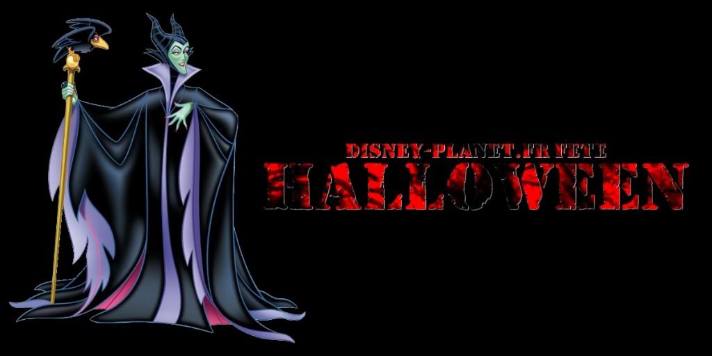 Logo Halloween Disney Planet