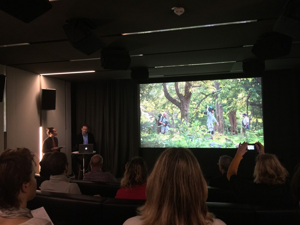 Disney DisneyNature Masterclass mark linfield au royaume des singes