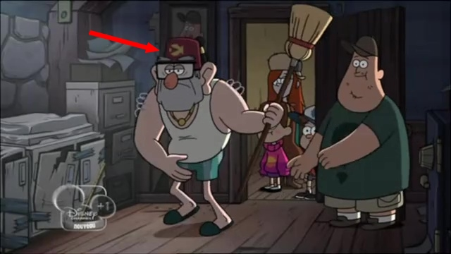 Disney Disney Channel Souvenirs de gravity falls disney xd