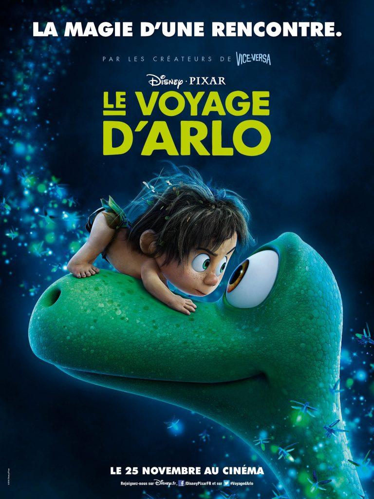 """Notre critique de """"Le Voyage d'Arlo""""."""