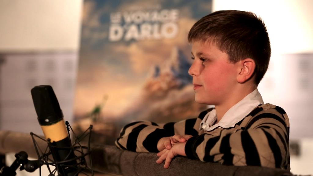 pixar disney casting arlo jean-baptiste