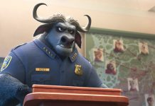 chef chief bogo disney personnage character zootopie zootopia
