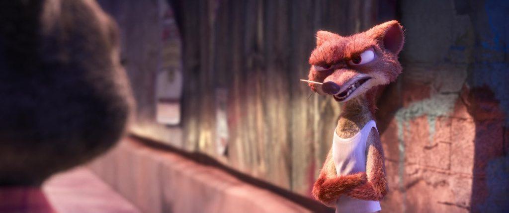 duke weaselton disney personnage character zootopie zootopia