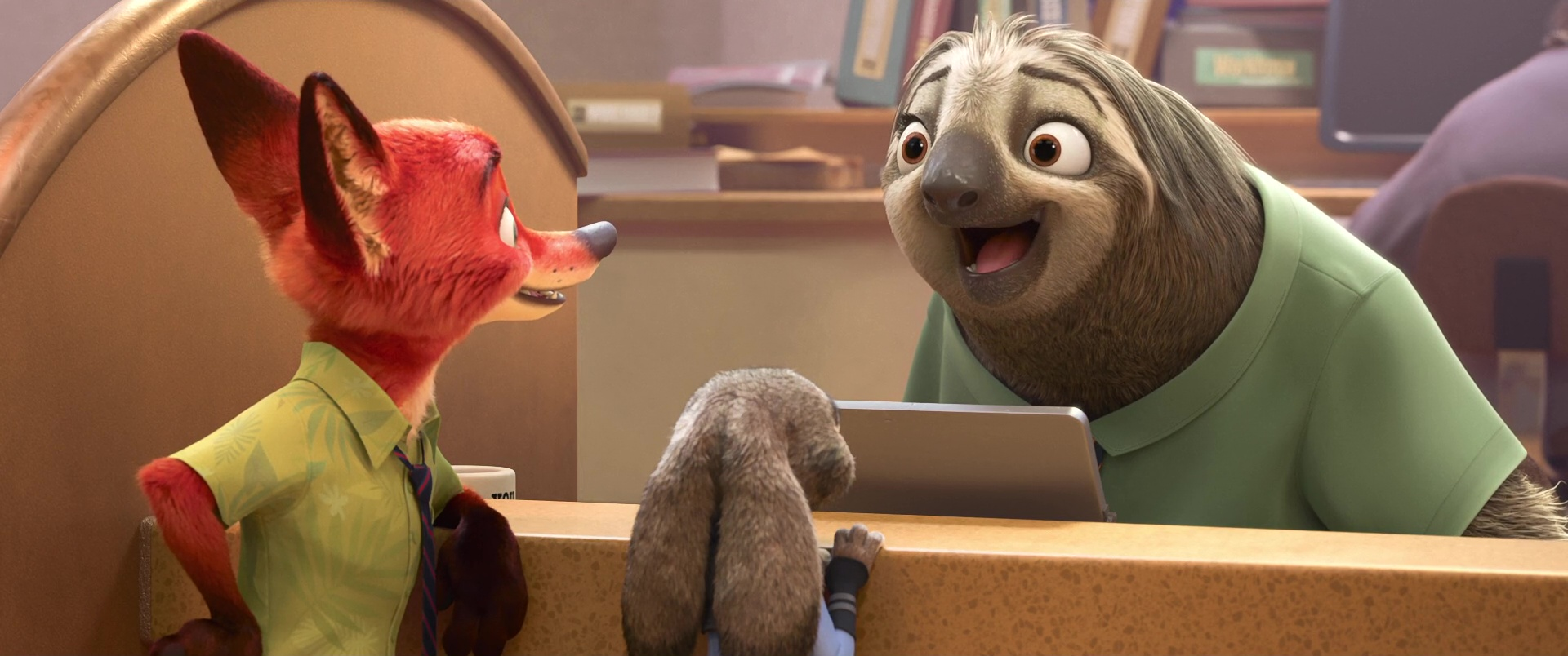 flash disney personnage character zootopie zootopia