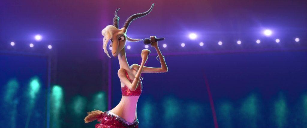 gazelle disney personnage character zootopie zootopia