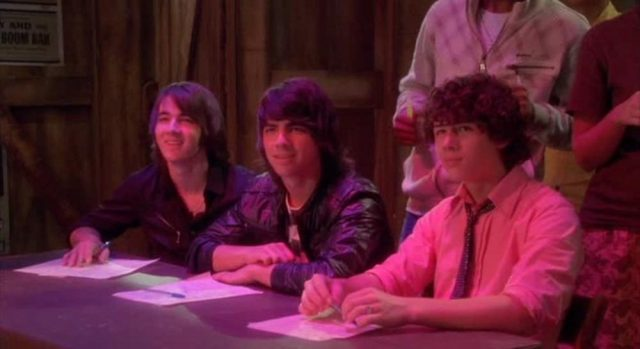 image camp rock disney channel