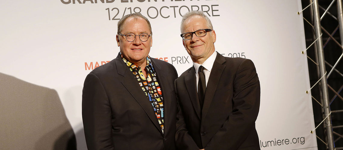 john-lasseter-thierry-fremaux