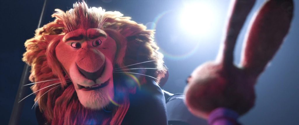 maire mayor leodore lionheart disney personnage character zootopie zootopia