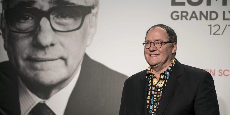 John Lasseter : Masterclass au Festival Lumière.