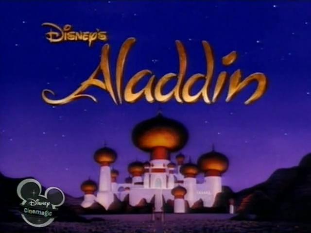 disney aladdin la serie