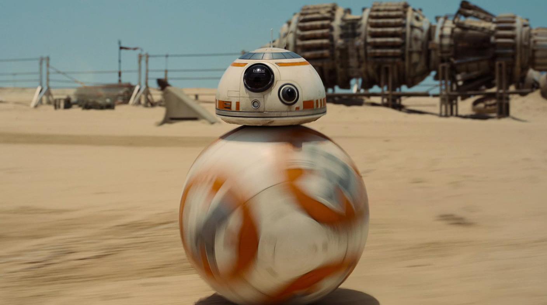 BB-8 Jakku