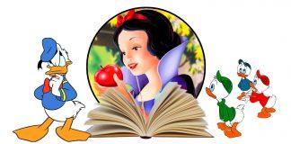 La véritable histoires des contes disney - Blanche Neige