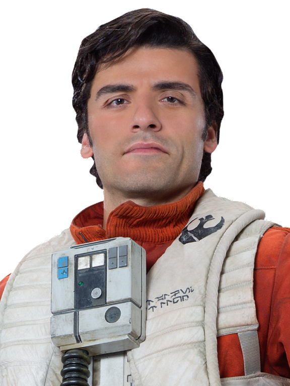 Poe dameron personnage dans star wars episode vii le r veil de la force disney planet - Personnage star wars 7 ...