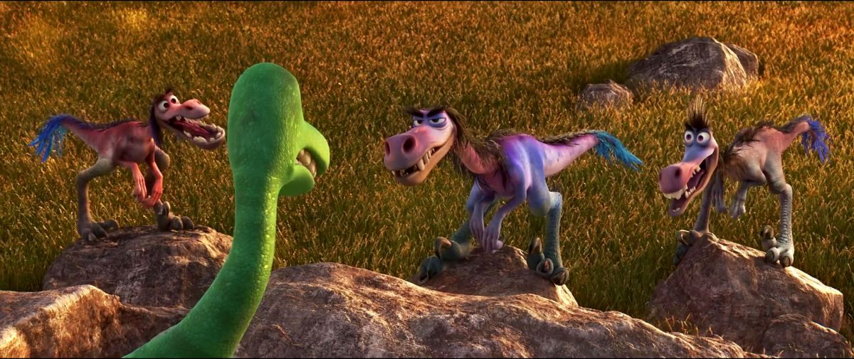 bubbha personnage character good dinosaur voyage arlo disney pixar
