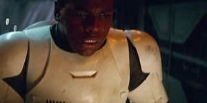 Finn Stormtrooper sans casque