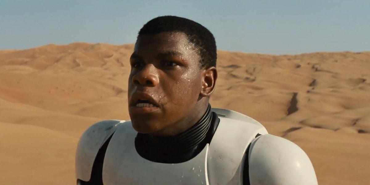 Finn Stormtrooper Jakku