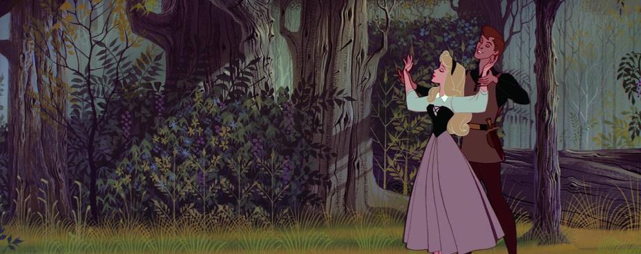 La veritable histoires des contes disney - La belle au bois dormant