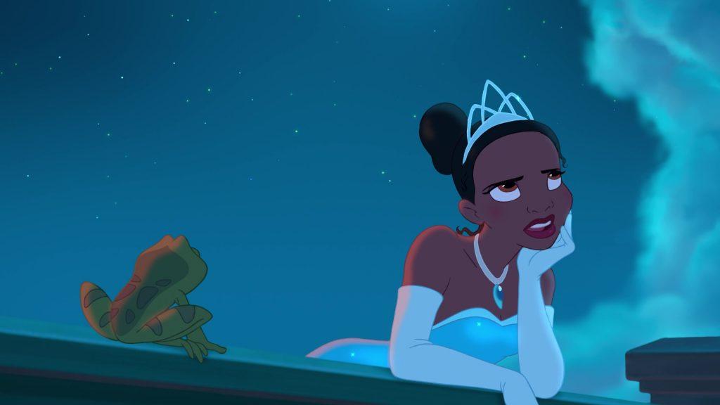 La veritable histoires des contes disney - La Princesse et la grenouille
