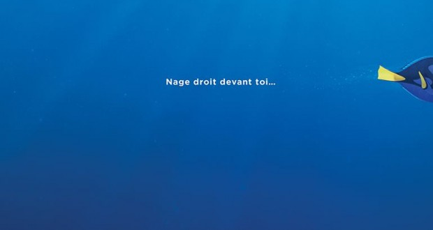 pixar disney monde dory finding affiche poster