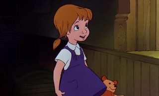 penny   personnage character disney aventures bernard bianca rescuers