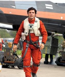 Poe Dameron dans la base rebelle