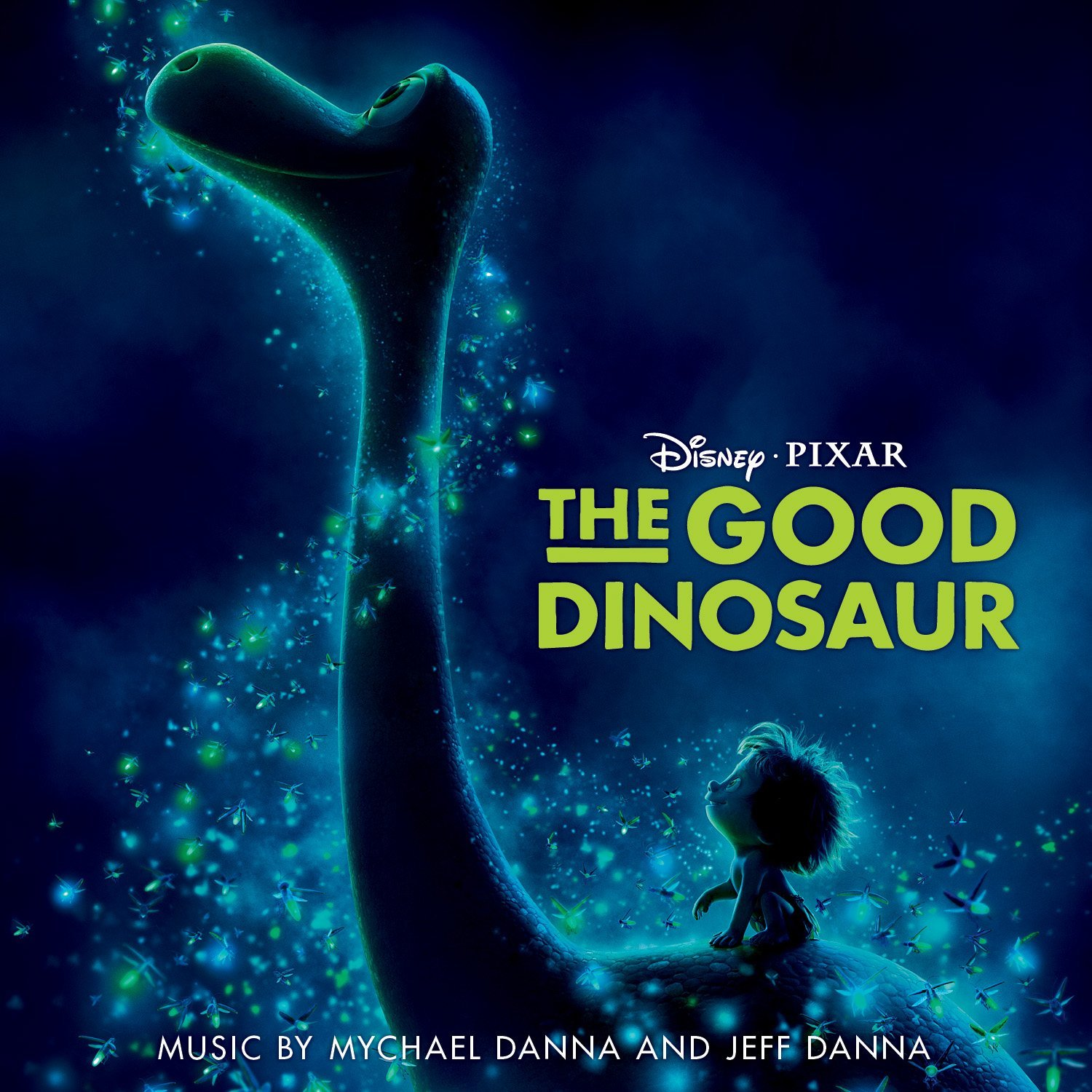 pixar disney voyage arlo bande original soundtrack good dinosaur