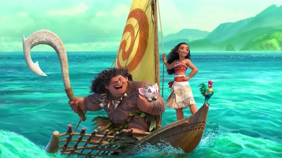 Actu Disney Vaiana la princesse du bout du monde nouvelles images