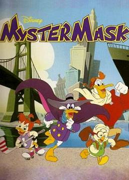 disney myster mask