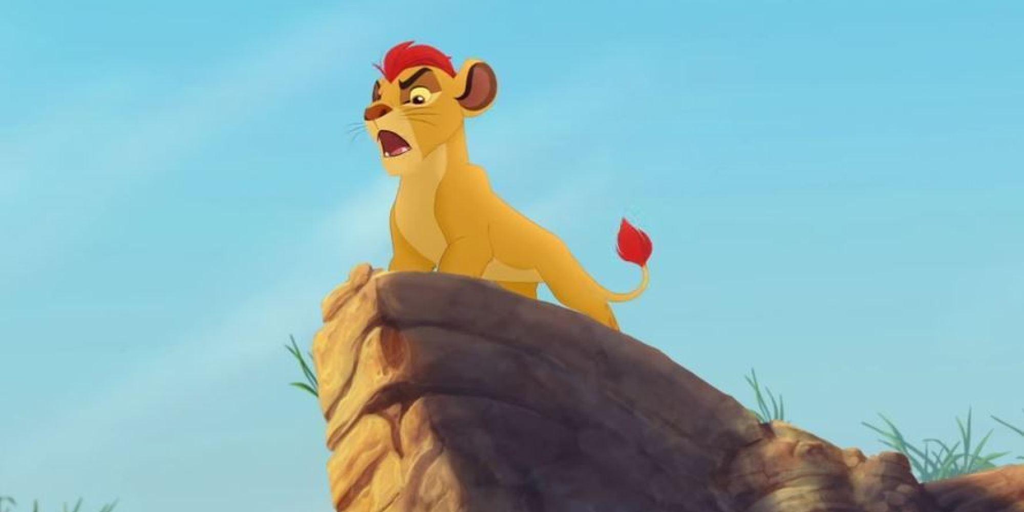 disney la garde du roi lion zuka zama zom zom zom actu