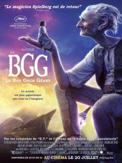 Affiche Poster bgg bon gros geant bfg disney