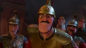 disney raiponce personnage character capitaine gardes captain guards
