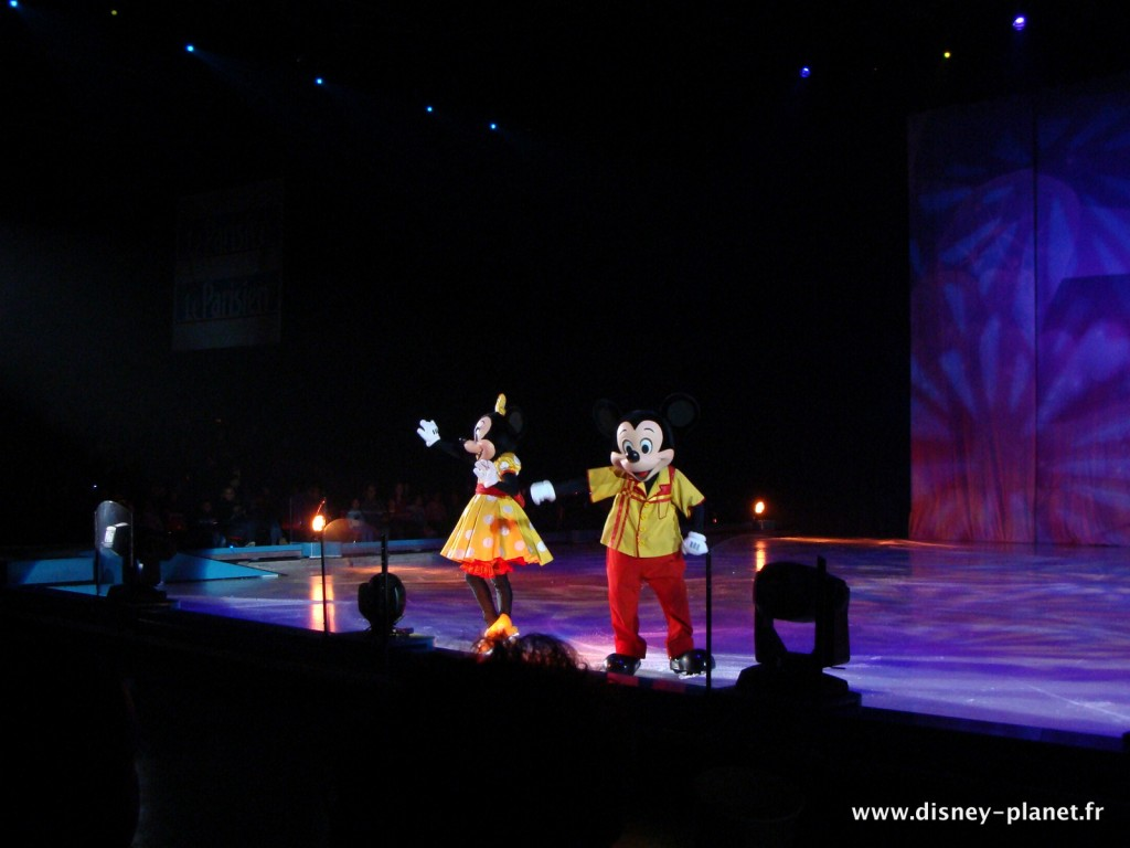 Disney sur glace les mondes feeriques
