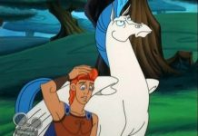 hercule la serie Disney